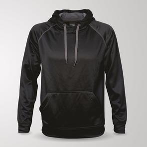 TSS Xtreme Pullover Hoodie – Black