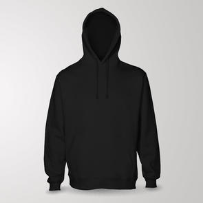 TSS Junior Standard Pullover Hoodie – Black