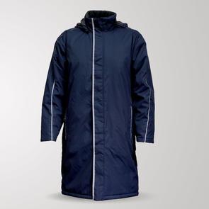 TSS Long Sideline Jacket – Navy