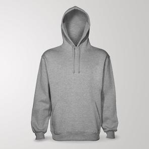 TSS Junior Standard Pullover Hoodie – Grey-Marle