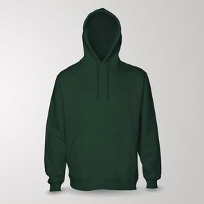 TSS Junior Standard Pullover Hoodie – Bottle-Green