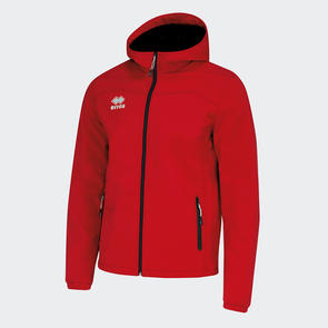 Erreà Geb Softshell Jacket – Red