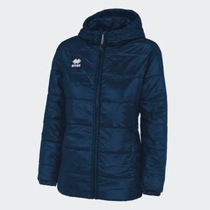 Erreà Women's Miage Puffer Jacket – Navy