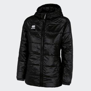 Erreà Women's Miage Puffer Jacket – Black