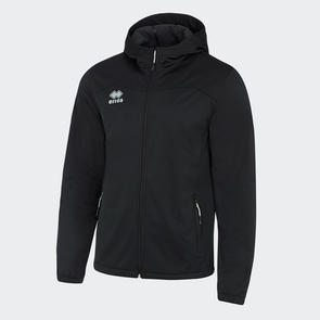 Erreà Geb Softshell Jacket – Black