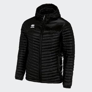 Erreà Gorner Puffer Jacket – Black
