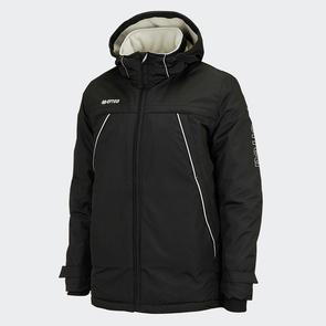 Erreà Iceland Parka Jacket – Black