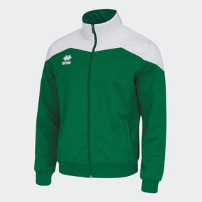 Erreà Garric Track Jacket – Green/White
