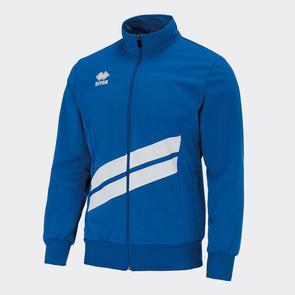 Erreà Jim Track Jacket – Blue/White