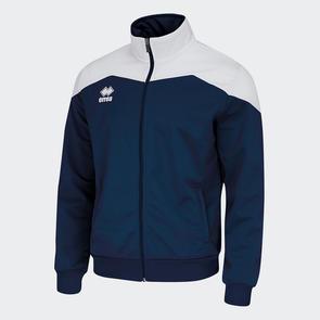 Erreà Garric Track Jacket – Navy/White