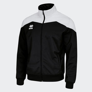 Erreà Garric Track Jacket – Black/White