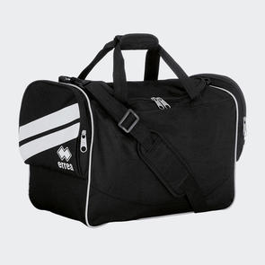 Erreà Ivor Media Bag – Black/White
