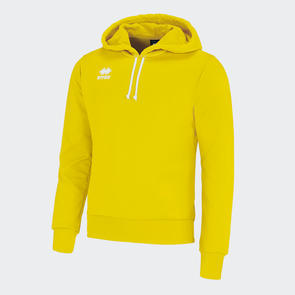 Erreà Jonas Pullover Hoodie – Fluro-Yellow
