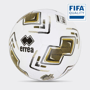 Erreà Stream Anniversary Ball – White/Black/Gold