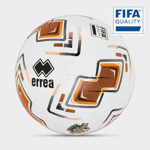 Erreà Stream Anniversary Ball – White/Black/Orange