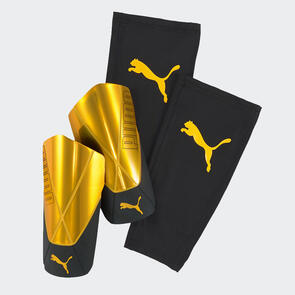 Puma FTBLNXT PRO Flex Sleeve Shin Guards – Spark