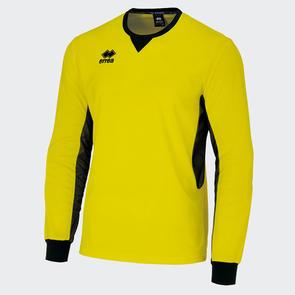 Erreà Simon Goalkeeper Jersey – Fluro-Yellow/Black