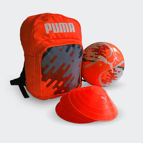 Puma Junior Football Backpack Set