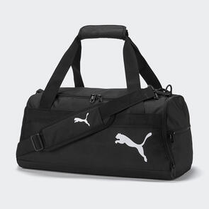 Puma teamGOAL Teambag Small – Black/White