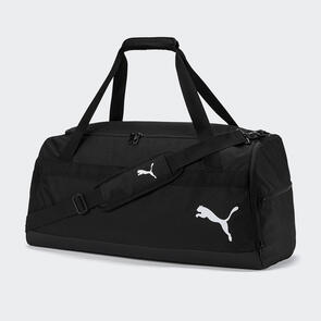 Puma teamGOAL Teambag Medium – Black/White