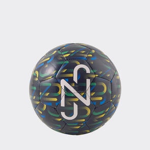 Puma Neymar Jr. Fan Graphic Mini Ball – Peacoat/Yellow/Green