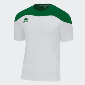 Erreà Gareth Shirt – White/Green