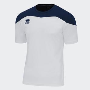 Erreà Gareth Shirt – White/Navy
