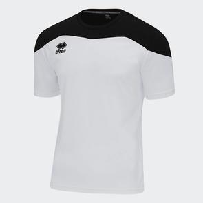 Erreà Gareth Shirt – White/Black