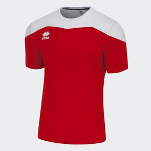 Erreà Gareth Shirt – Red/White