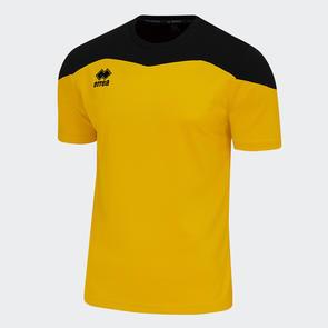 Erreà Gareth Shirt – Yellow/Black