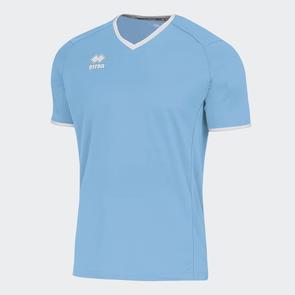 Erreà Lennox Shirt – Sky-Blue/White