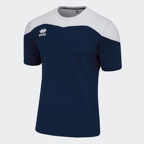Erreà Gareth Shirt – Navy/White