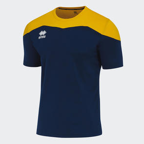 Erreà Gareth Shirt – Navy/Yellow