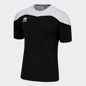 Erreà Gareth Shirt – Black/White