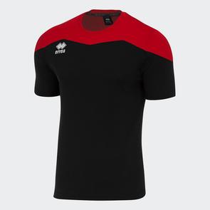 Erreà Gareth Shirt – Black/Red