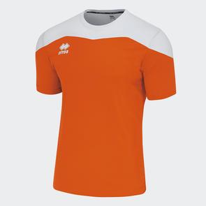 Erreà Gareth Shirt – Orange/White