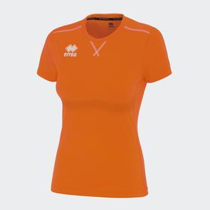 Erreà Women's Marion Training Shirt – Orange