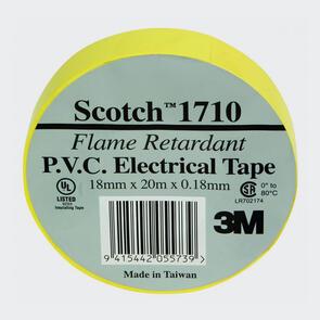 USL Insulation Tape Roll – Yellow