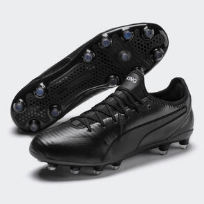 Puma KING Pro FG – Black/White
