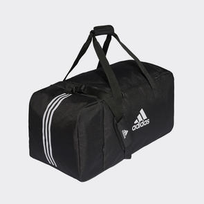 adidas Tiro Duffle Large – Black/White