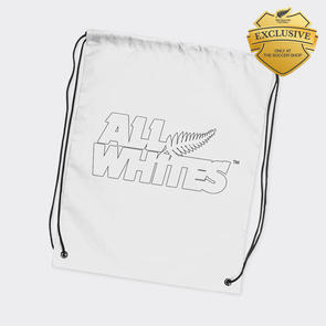 All Whites Supporter Gym Bag