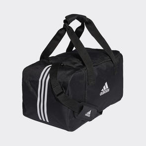 adidas Tiro Duffle Small – Black/White