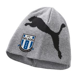 Puma FC Nelson Club Beanie – Grey