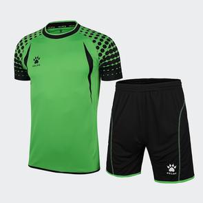 Kelme Salva Short Sleeve GK Set – Neon Green