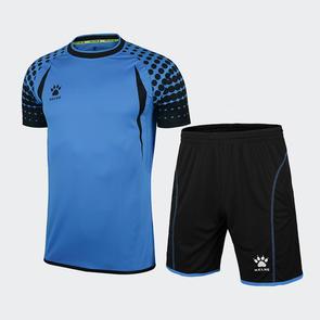 Kelme Salva Short Sleeve GK Set – Neon Blue