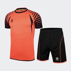 Kelme Salva Short Sleeve GK Set – Neon Orange