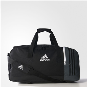 adidas Tiro Medium Team Bag – Black/Dark-Grey