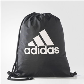 adidas Tiro Gym Bag – Black/Dark-Grey