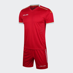Kelme Moda Jersey & Short Set – Red/White