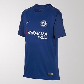 Nike Junior 2017-18 Chelsea Home Shirt